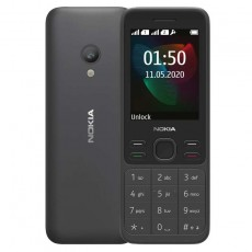 Nokia 150 Version 2020 Feature Phone schwarz