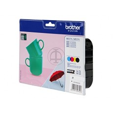 Brother LC-227XL 4er Valuepack Tinte