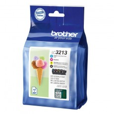 Brother LC-3213 4er Valuepack Tinte