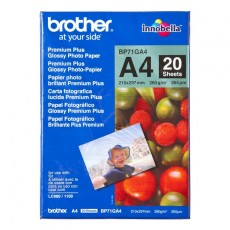 Brother BP71GA4 A4 20Blatt  Fotopapier