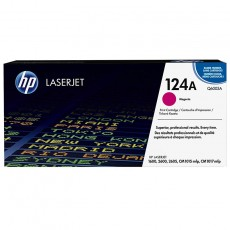 Hewlett-Packard 124A Colour LaserJet Original Toner magenta