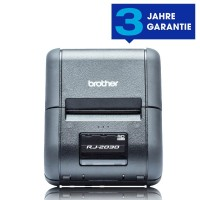 Brother RJ2030Z1 mobiler Drucker