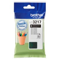 Brother LC-3217BK Tinte schwarz