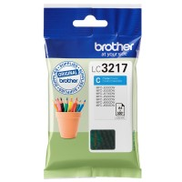 Brother LC-3217C Tinte cyan