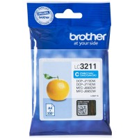 Brother LC-3211C Tintenpatrone cyan