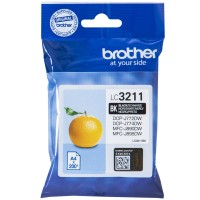 Brother LC-3211BK Tintenpatrone schwarz
