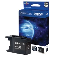 Brother LC1280XLBK schwarz Tinte