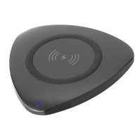 Peter Jäckel Qi Fast Charge Wireless Charger SATELITE Black