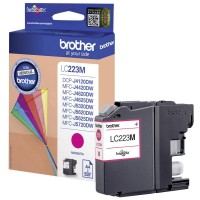 Brother LC223M Tintenpatrone magenta