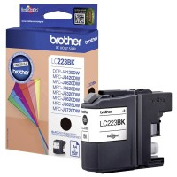 Brother LC223BK Tintenpatrone schwarz