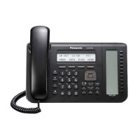 Panasonic KX-NT553NE-B BUSINESS IP-Terminal schwarz