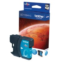 Brother LC1100HYC cyan Tintenpatrone