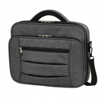 "Hama  Notebook-Tasche ""Business"", bis 44 cm (17,3""), Grau"
