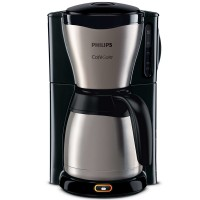 Philips HD 7548/20 Gaia Therm Kaffeemaschine schwarz