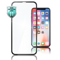 Hama 3D-Full-Screen-Schutzglas für Apple iPhone 11, Schwarz