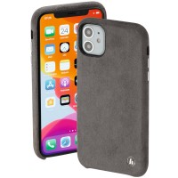 "Hama Cover ""Finest Touch"" für Apple iPhone 11, Anthrazit"