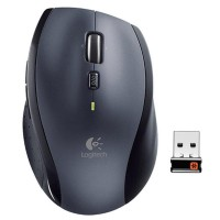 Logitech M705 wireless Mouse silber EWR2
