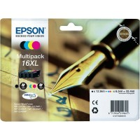EPSON Tinte Multipack 16XL Series - Pen and Crossword