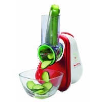 Moulinex DJ756G Fresh Express Plus / Elektrisches Schnitzelwerk