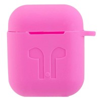 Peter Jäckel Case für Apple AirPods Soft Touch Pink