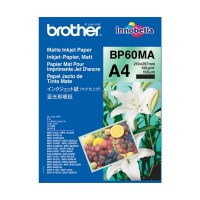 BROTHER BP60MA A4 25Blatt  Inkjetpapier