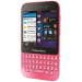 BlackBerry Q5 Handy pink