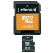 Intenso MicroSD Card 8GB inkl. SD Adapter