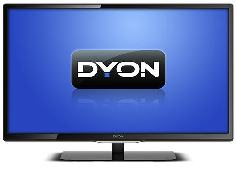 dyon enter 40 led full hd tv mit hd 102 cm 40 zoll dvb. Black Bedroom Furniture Sets. Home Design Ideas