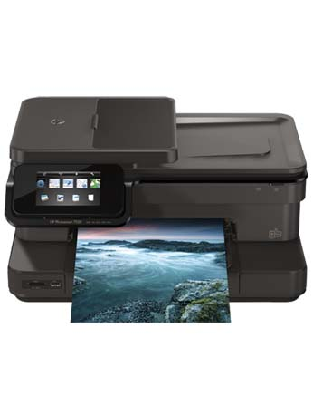 how to connect hp photosmart plus printer to wifi