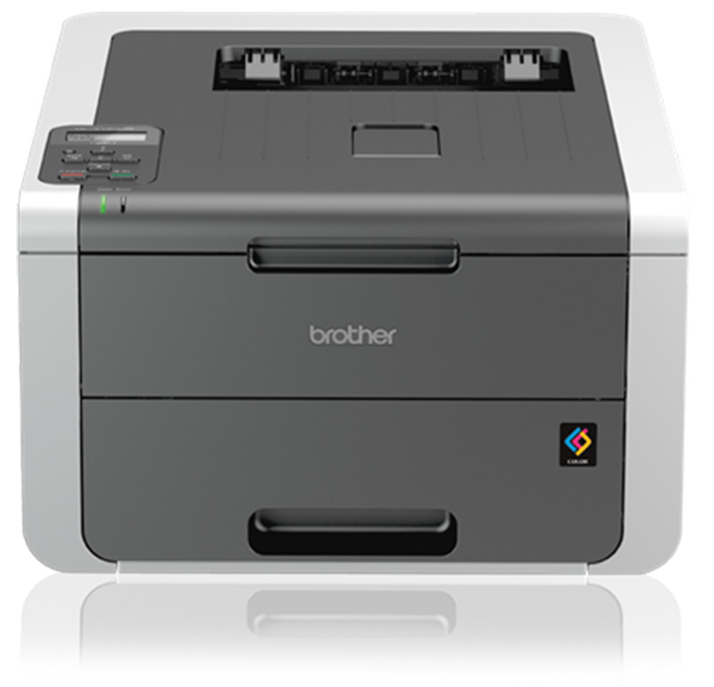brother hl 3142cw a4 color led drucker wlan usb 64mb laserdrucker ebay. Black Bedroom Furniture Sets. Home Design Ideas