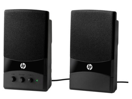 hp multimedia lautsprecher gl313aa mit usb anschluss pc. Black Bedroom Furniture Sets. Home Design Ideas