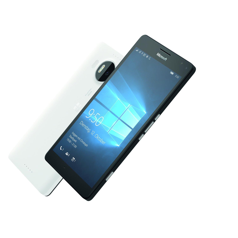 microsoft lumia 950 xl handy schwarz 5 7 zoll hd display. Black Bedroom Furniture Sets. Home Design Ideas