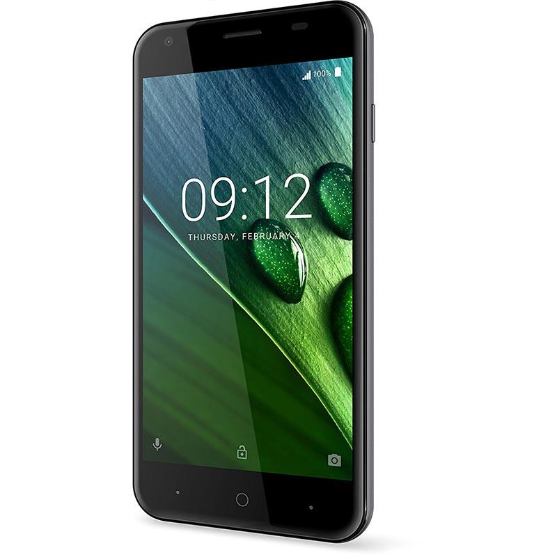 acer liquid z6 dual micro sim smartphone android handy schwarz neu 4713392847653 ebay. Black Bedroom Furniture Sets. Home Design Ideas