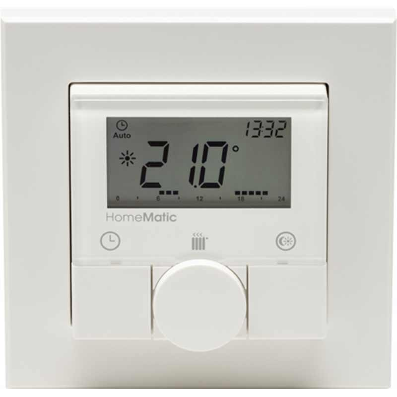 telekom smarthome wandthermostat homematic eq 3 wandthermostat ebay. Black Bedroom Furniture Sets. Home Design Ideas