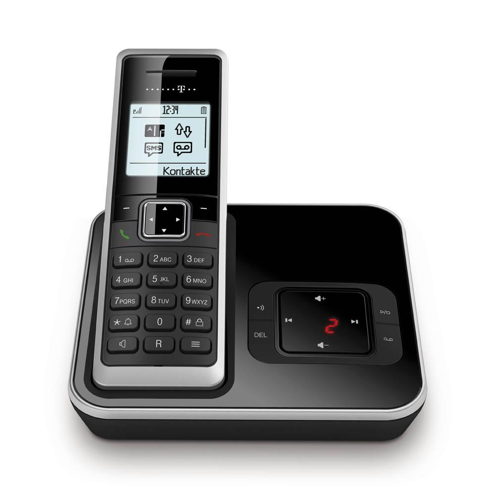 telekom sinus a 206 schnurloses telefon mit. Black Bedroom Furniture Sets. Home Design Ideas